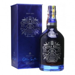 Chivas 18yo Blue Signature