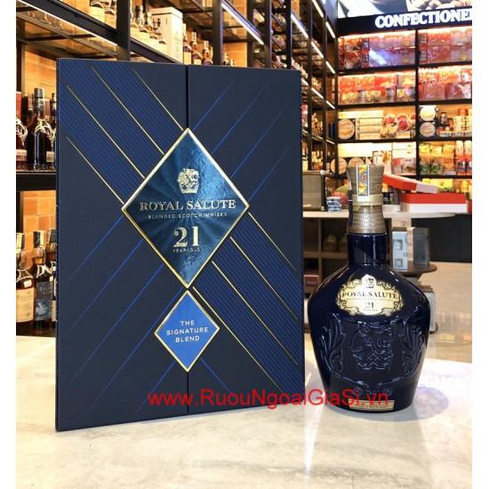 Rượu Chivas 21 Năm Hộp Quà Tết 2020