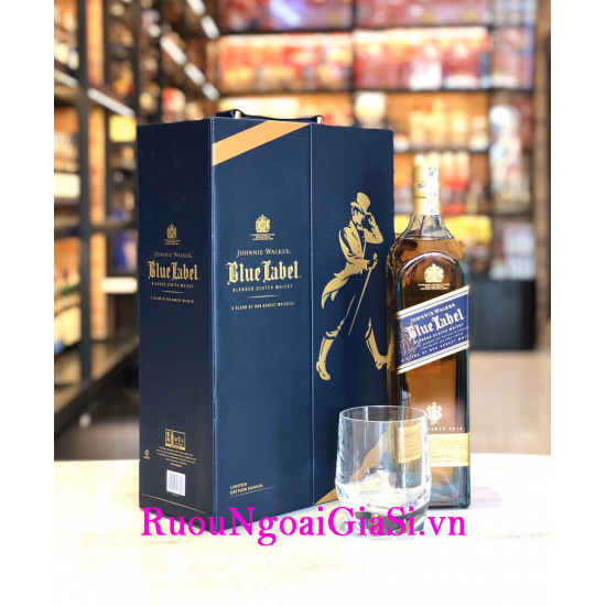 Johnnie Walker Blue Label Hộp Quà Tết 2020