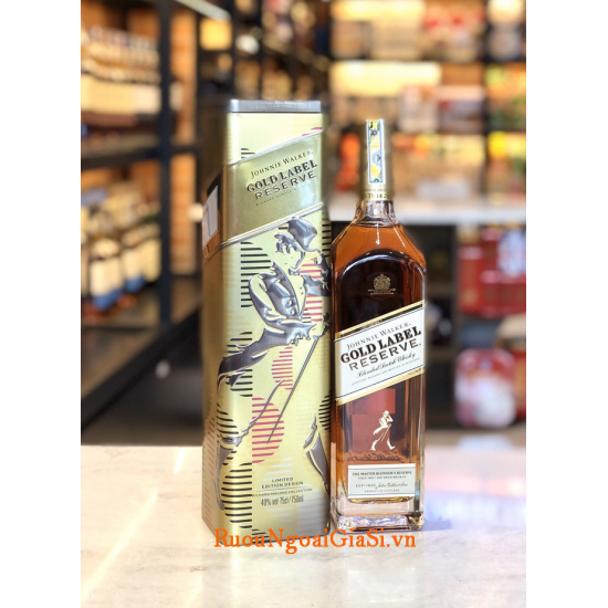 Johnnie Walker Gold Label Hộp Quà Tết 2020