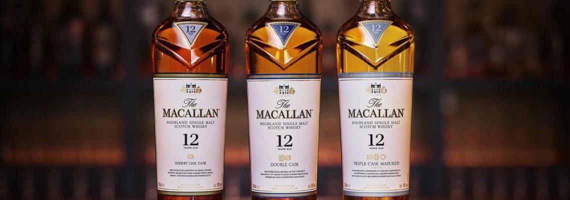 Cách kiểm tra rượu Macallan thật