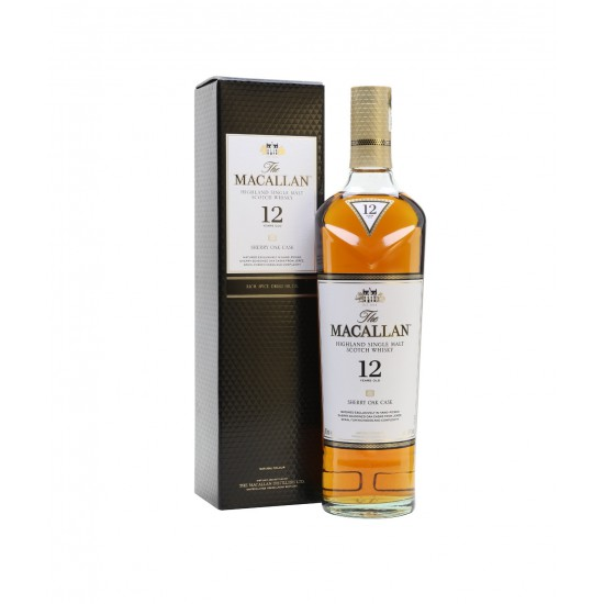 Macallan 12 YO Sherry Oak 700ml