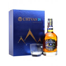 Chivas 18 years gift box 2018