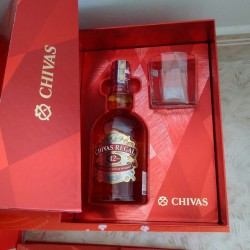Chivas Regal 12 gift box 2018
