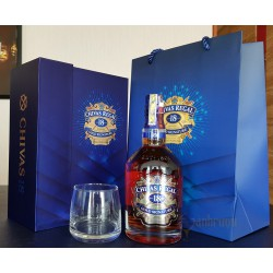 Rượu CHIVAS 18 YEARS gift box 2017