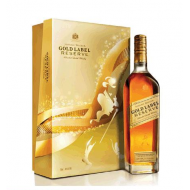 Johnnie Walker Gold Label gift box 2017