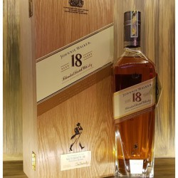 Johnnie Walker 18 YO gift box