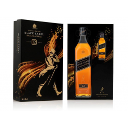Johnnie Walker Black Label gift box 2017