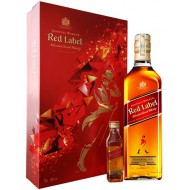 Johnnie walker Red label gift box 2017