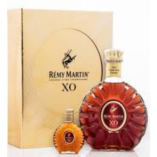Remy Martin XO gift box