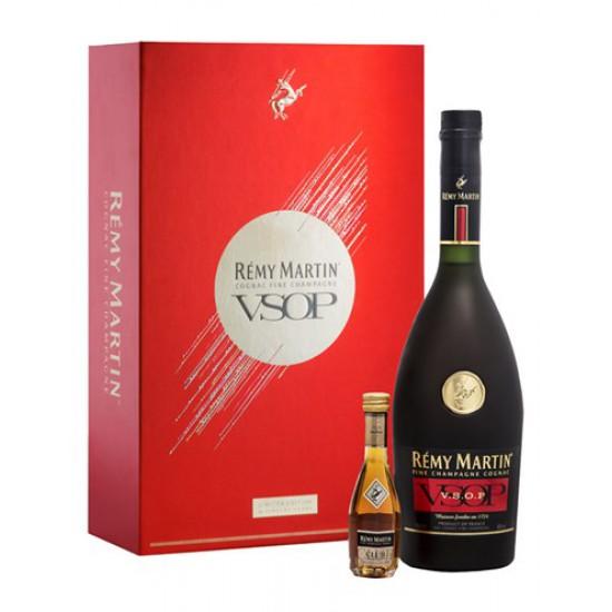 Remy Martin VSOP Black Gift box 2018