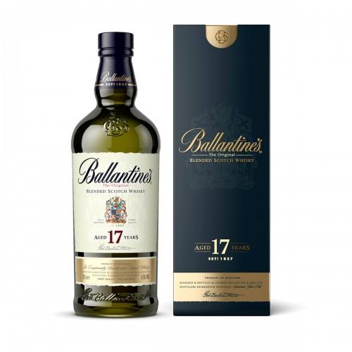 Ballantines 17 năm 750ml