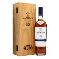 Macallan 30 Years Old Sherry Oak