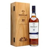 Macallan 30 Years Old Sherry Oak