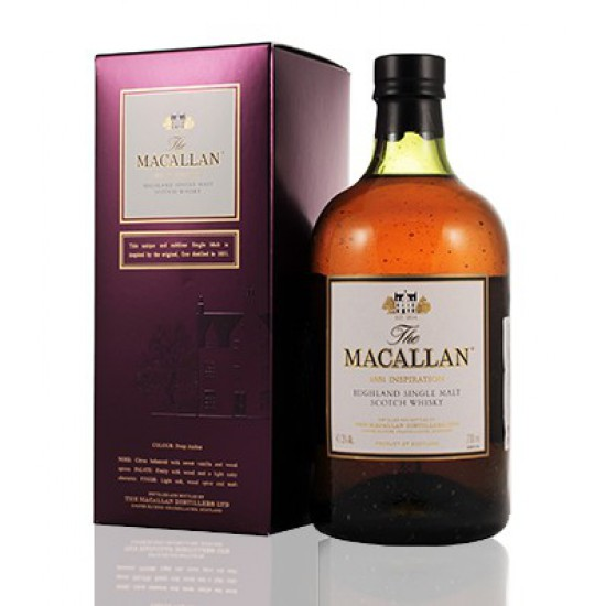 Macallan 1851