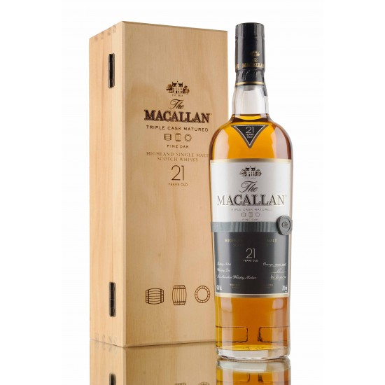 Macallan 21 years old