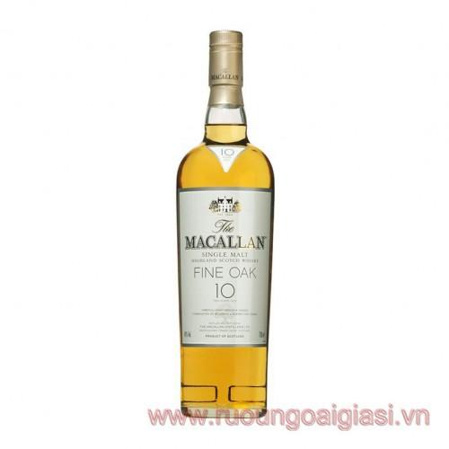 Macallan Fine Oak 10 Years Old