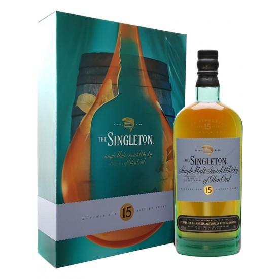 Singleton 15 năm hộp quà 2017